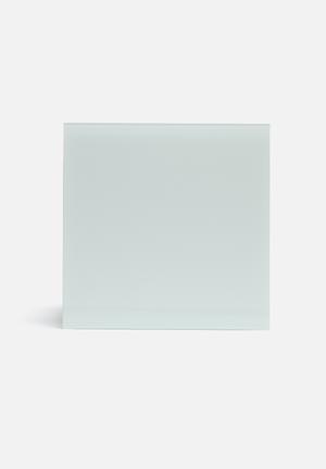 NAGA Magnetic Glass Board Gifting & Stationery White