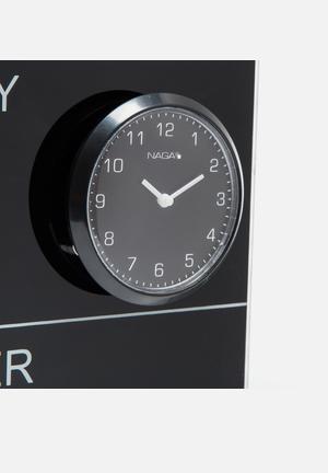 NAGA Magnetic Clock Accessories