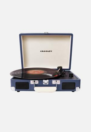 Crosley Cruiser Audio Blue