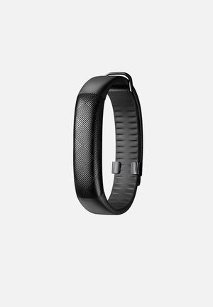 Jawbone UP2 Fitness Trackers & Accessories Black