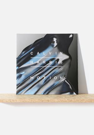 Calvin Harris Motion Audio