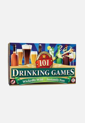 Cheatwell 101 Drinking Games