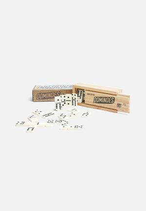 Wild & Wolf Dominoes Games & Puzzles