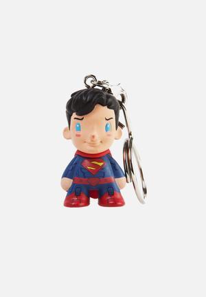 "Kidrobot Superman Keychain 1.5"" Toys & LEGO Vinyl"
