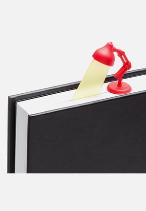 Peleg Design Lightmark Bookmark Gifting & Stationery Red