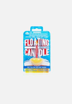 NPW Floating Drink Candle Gifting & Stationery