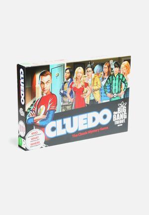 Hasbro Cluedo - The Big Bang Theory Games & Puzzles