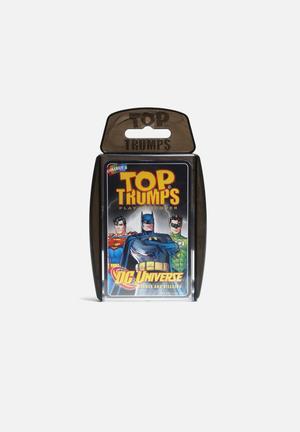 Top Trumps Top Trumps - DC Universe Games & Puzzles