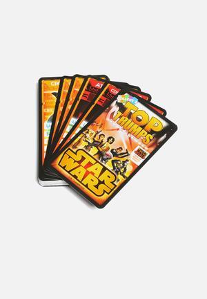 Top Trumps Top Trumps - Star Wars Games & Puzzles