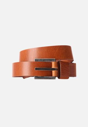 G-Star RAW Duko Belt Cognac