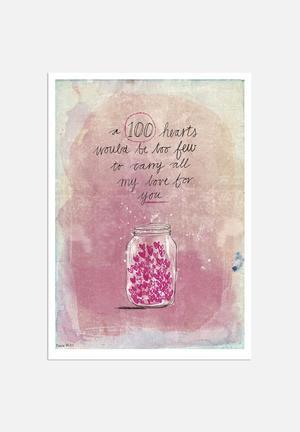 Sweet William 100 Hearts