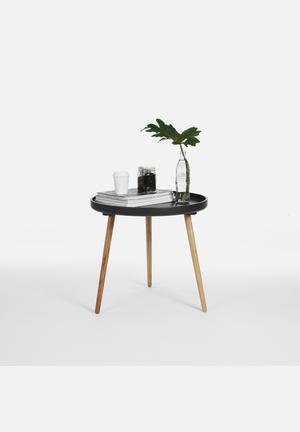 Sixth Floor Tray Table Charcoal