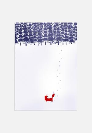 Robert Farkas Alone In The Forest Art