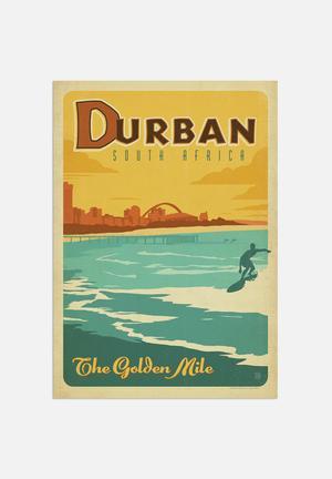Joel Anderson Durban Art