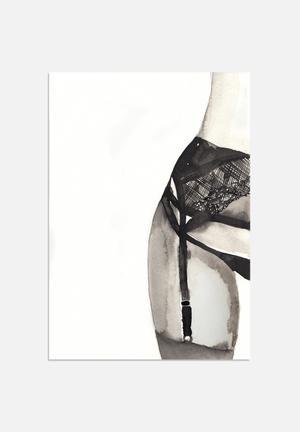 Victoria Verbaan Half Way To Eight Points Art