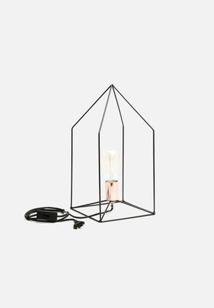 Sixth Floor House Table Lamp Lighting Metal