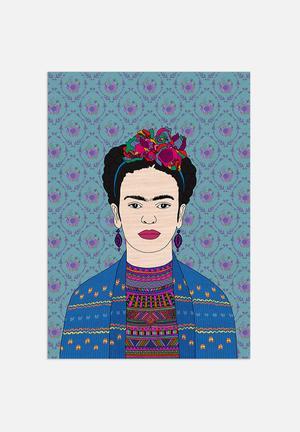 Bianca Green Frida Kahlo Art