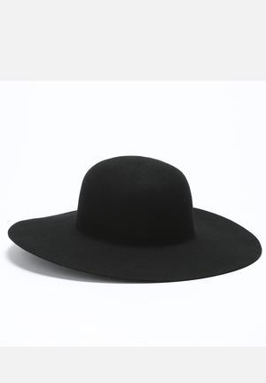 Wool Floppy Hat