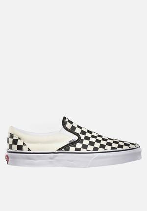 Vans Vans Authentic Checker Board Sneakers Black & White