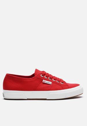 SUPERGA 2750 Cotu Classic Sneakers Red & White
