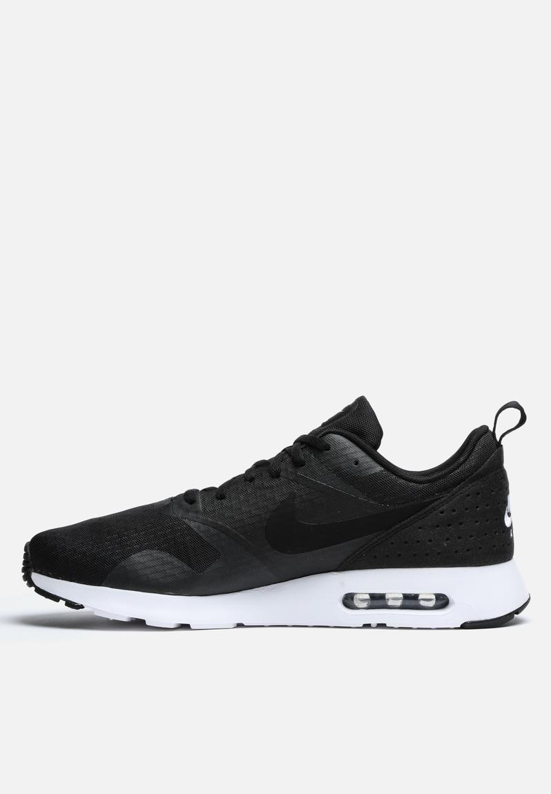 Nike Air Max Tavas Essential Trainers In Black And White
