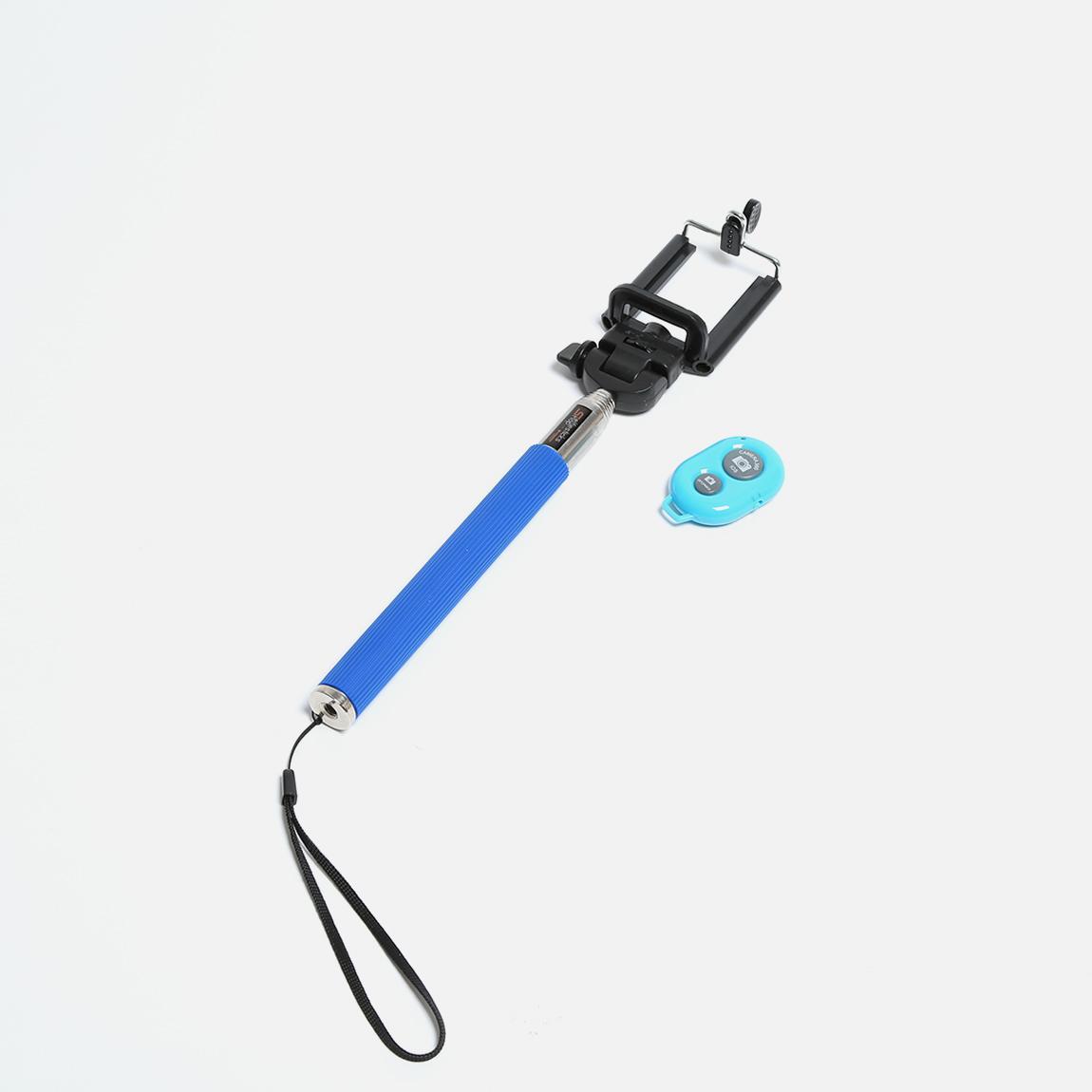 selfie stick blue selfiesticksshop cameras. Black Bedroom Furniture Sets. Home Design Ideas