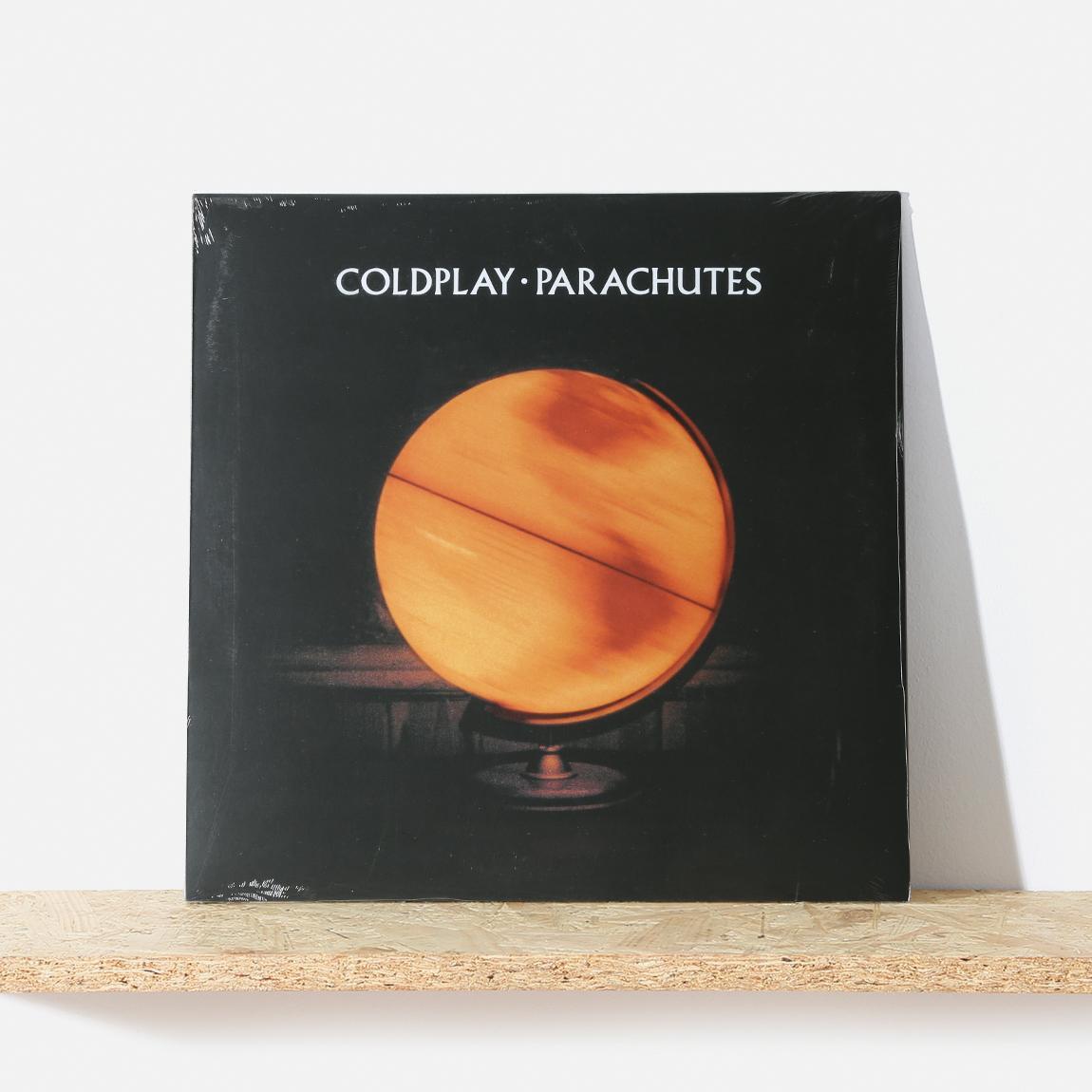 Parachutes Coldplay Audio