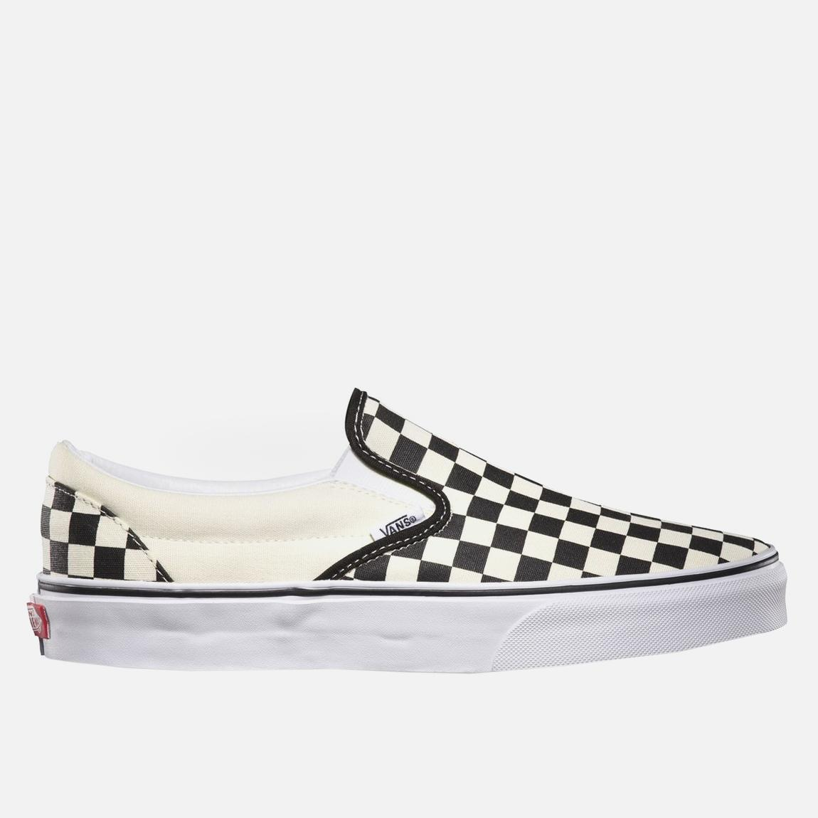 vans authentic checker board black white vans sneakers. Black Bedroom Furniture Sets. Home Design Ideas